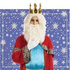 Disfraces de Rey Mago para Adulto