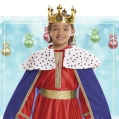 Disfraces de Rey Mago Infantiles