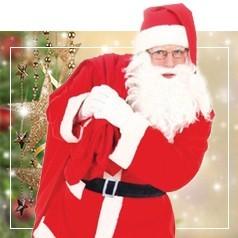 Disfraces de Papa Noel para Adulto
