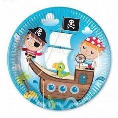 Cumpleaños Pirata Infantil