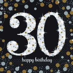 Cumpleaños 30 años Hombre