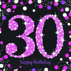 30 Cumpleaños Mujer