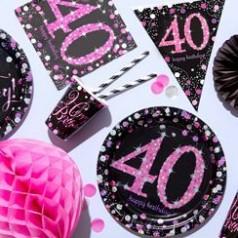 Cumpleaños 40 años Mujer