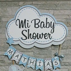 Carteles Baby Shower