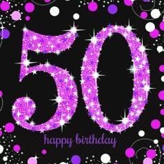 50 Cumpleaños Mujer