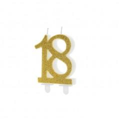 Velas 18 Cumpleaños