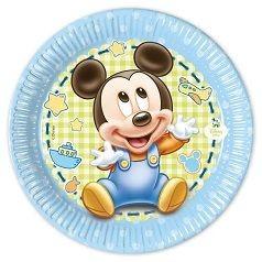 Cumpleaños Mickey Bebé