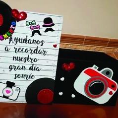 Bocadillos Photocall