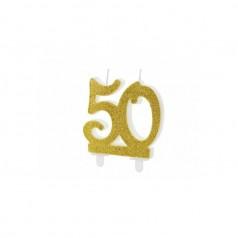 Velas 50 Años
