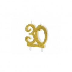 Velas 30 Años
