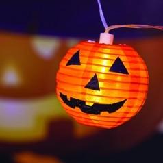 Farolillos Halloween