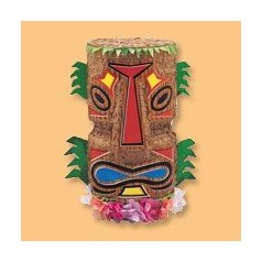 Decoración Tiki