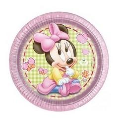 Cumpleaños Minnie Bebe