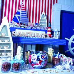 Candy Bar Marinero