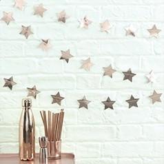 Guirnaldas Estrellas