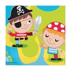 Fiesta Pirata Infantil