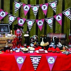 Candy Bar Piratas