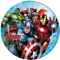 Cumpleaños Los Vengadores