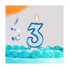 Cumpleaños 3 Años Niño