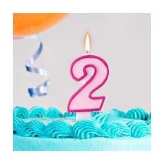 Cumpleaños 2 Años Niña