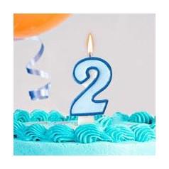 Cumpleaños 2 Años Niño