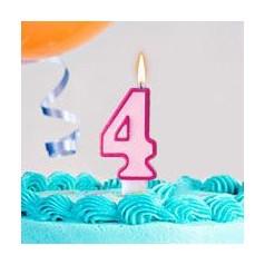 Cumpleaños 4 Años Niña