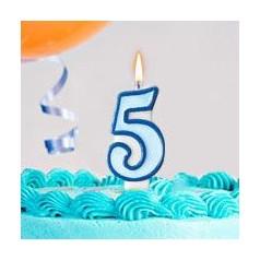 Cumpleaños 5 Años Niño