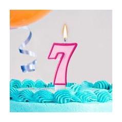 Cumpleaños 7 Años Niña