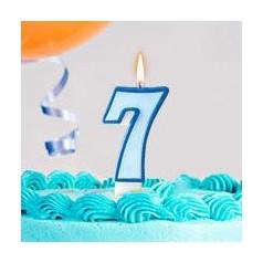 Cumpleaños 7 Años Niño