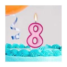 Cumpleaños 8 Años Niña
