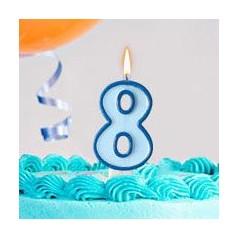 Cumpleaños 8 Años Niño