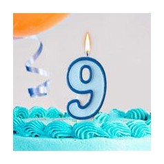 Cumpleaños 9 Años Niño