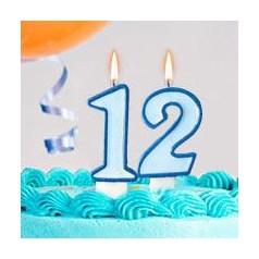 Cumpleaños 12 Años Niño