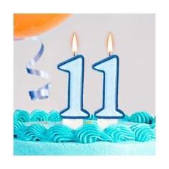 Cumpleaños 11 Años Niño
