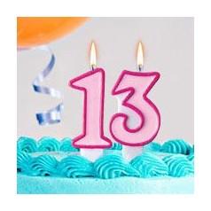 Cumpleaños 13 Años Niña