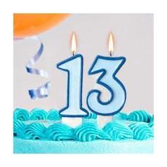 Cumpleaños 13 Años Niño
