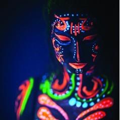 Pintura Fluorescente