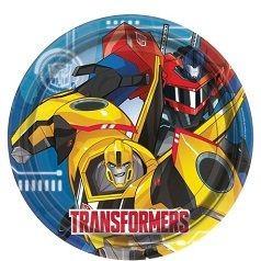 Cumpleaños Transformers