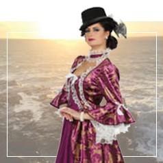 Disfraces Victorianos