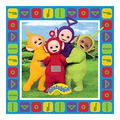 Fiesta Teletubbies