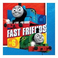 Fiesta Thomas y sus amigos