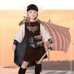 Disfraces Vikingo Infantiles