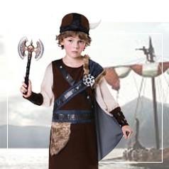 Disfraces de Vikingo para Niño