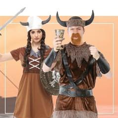 Disfraces Vikingo Adultos
