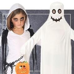 Disfraces de Fantasma Infantiles