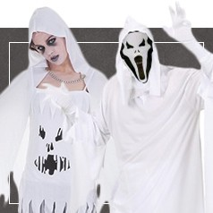 Disfraces de Fantasma Adultos