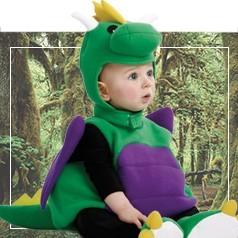 Disfraces de Dinosaurio para Bebé
