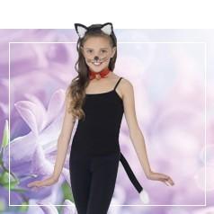 Disfraces de Gato Infantiles