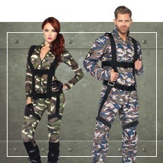 Disfraces de Militar Adultos
