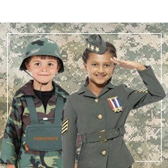 Disfraces de Militar Infantiles